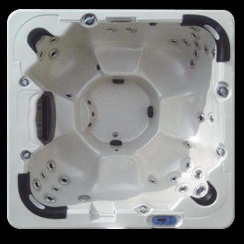 7400B hot tub