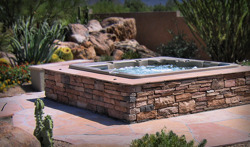 In-Ground-Spas-In-Arizona