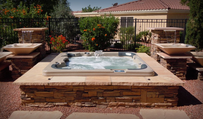 Premium-In-Ground-Spas-in-Scottsdale